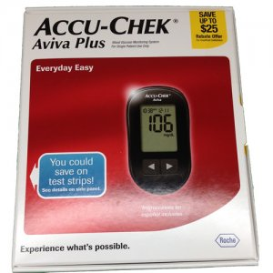 Buy this Accu-Check Aviva Blood Glucose Meter Aviva Plus