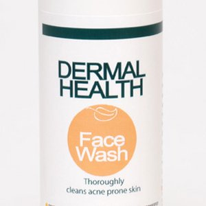 Dermal Health™ Unique Natural Skin Care - Face Wash Cleanser