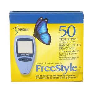 Freestyle 50s-Quantity 50