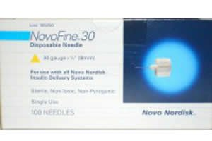 NovoFine 30 Pen Needles