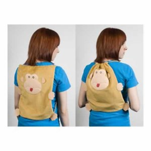 Pumpernickel Tote Bag and Backpack