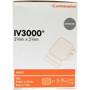 Smith & Nephew IV 3000 Dressing