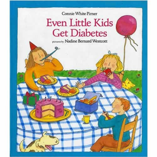 Buy Even Little Kids Get Diabetes Childrens Educational Book