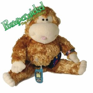 Buy Pumpernickel - The Child Diabetes Educational Monkey