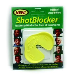 Bionix ShotBlocker® Shot Injection Pain Blocker