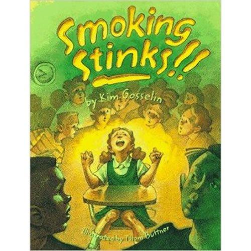 Buy this Smoking Stinks Child Educational Book