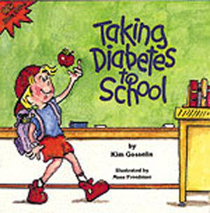 Taking Diabetes To School Book