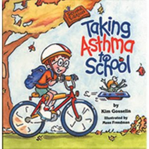 Buy this Taking Asthma to School Children's Educational Book