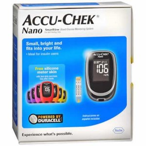 Buy Accu-Chek Nano SmartView Blood Glucose Monitoring Kit