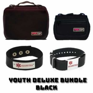 Youth Deluxe Bundle - black