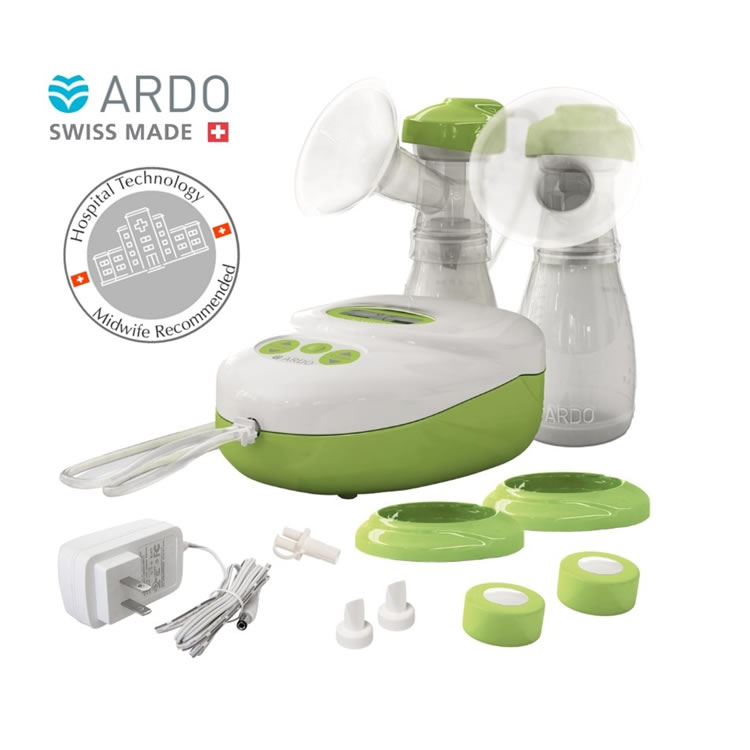 FIFTY 50 offers the Ardo Breast Pump with AC1
